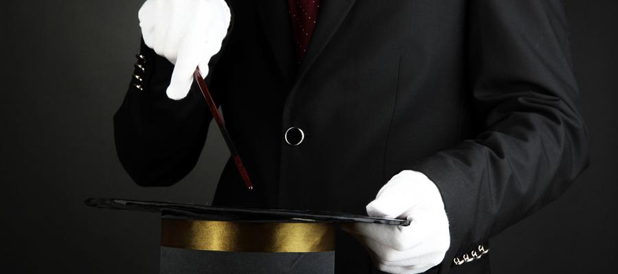 magicien pour événements