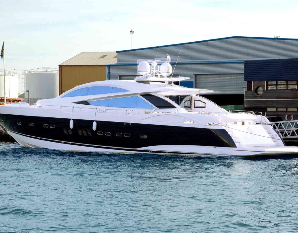 Séminaire sur yacht