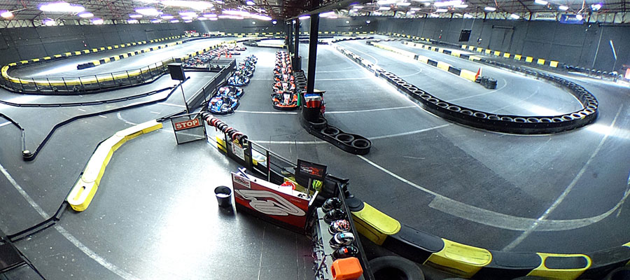 circuit karting Toulouse