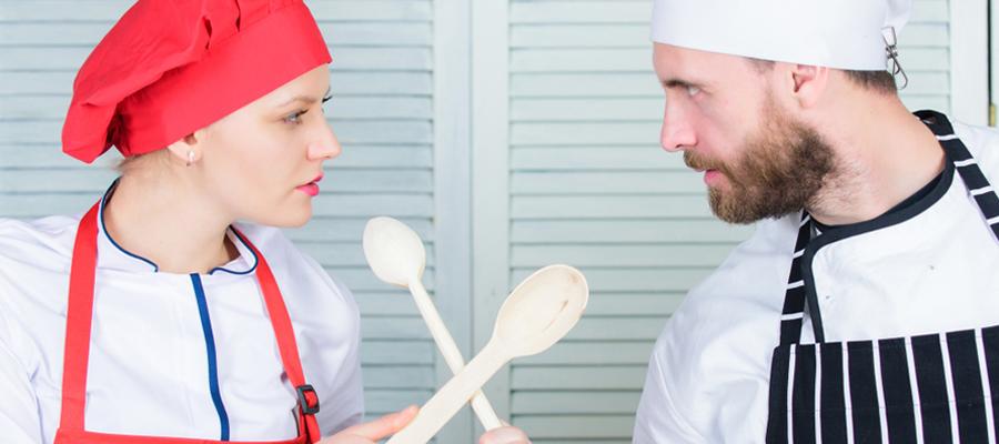 Challenge culinaire en entreprise